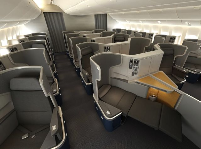 Quick Review: American Airlines Business Class 777-300er Sao Paulo ...