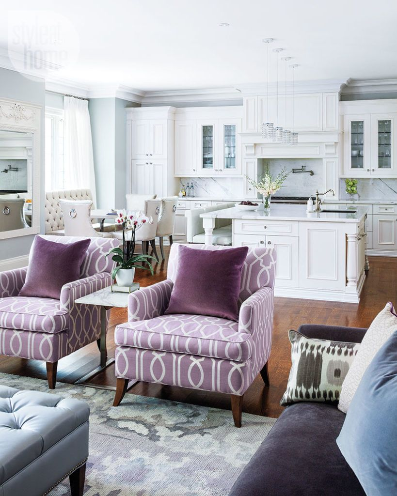 How to Put Lavender In Every Room | Lavender, Living rooms and ...