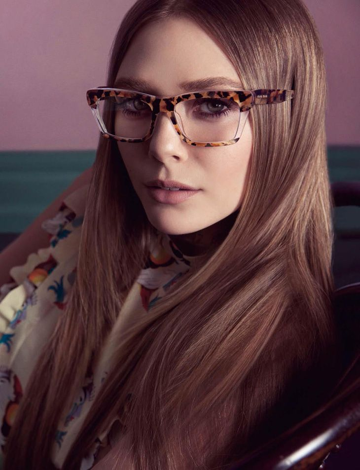 Miu Miu Eyewear Campaign + Video | Glasses | Pinterest | Brille ...