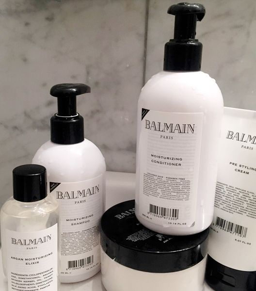 b0ae128f Are Balmain's luxe hair products really worth it? Click through for our  beauty editor's review!