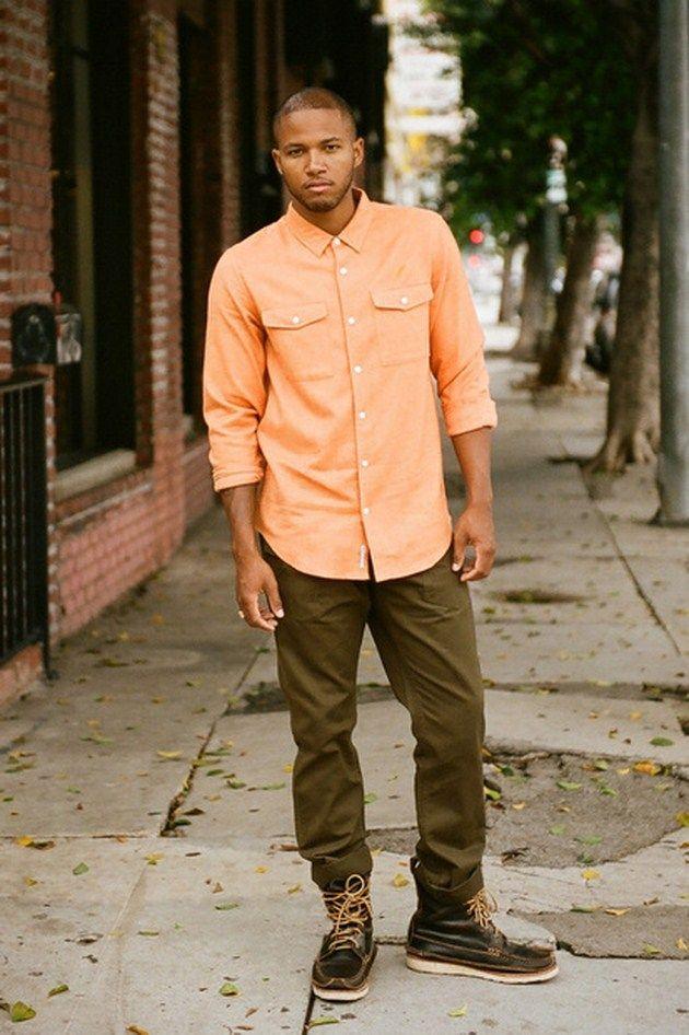 Lookbook Publish The Officer And Gentleman Jesien Zima 2012 Gentleman Menswear Street Wear