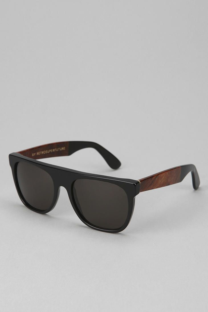 SUPER Flat Top Sunglasses - Urban Outfitters