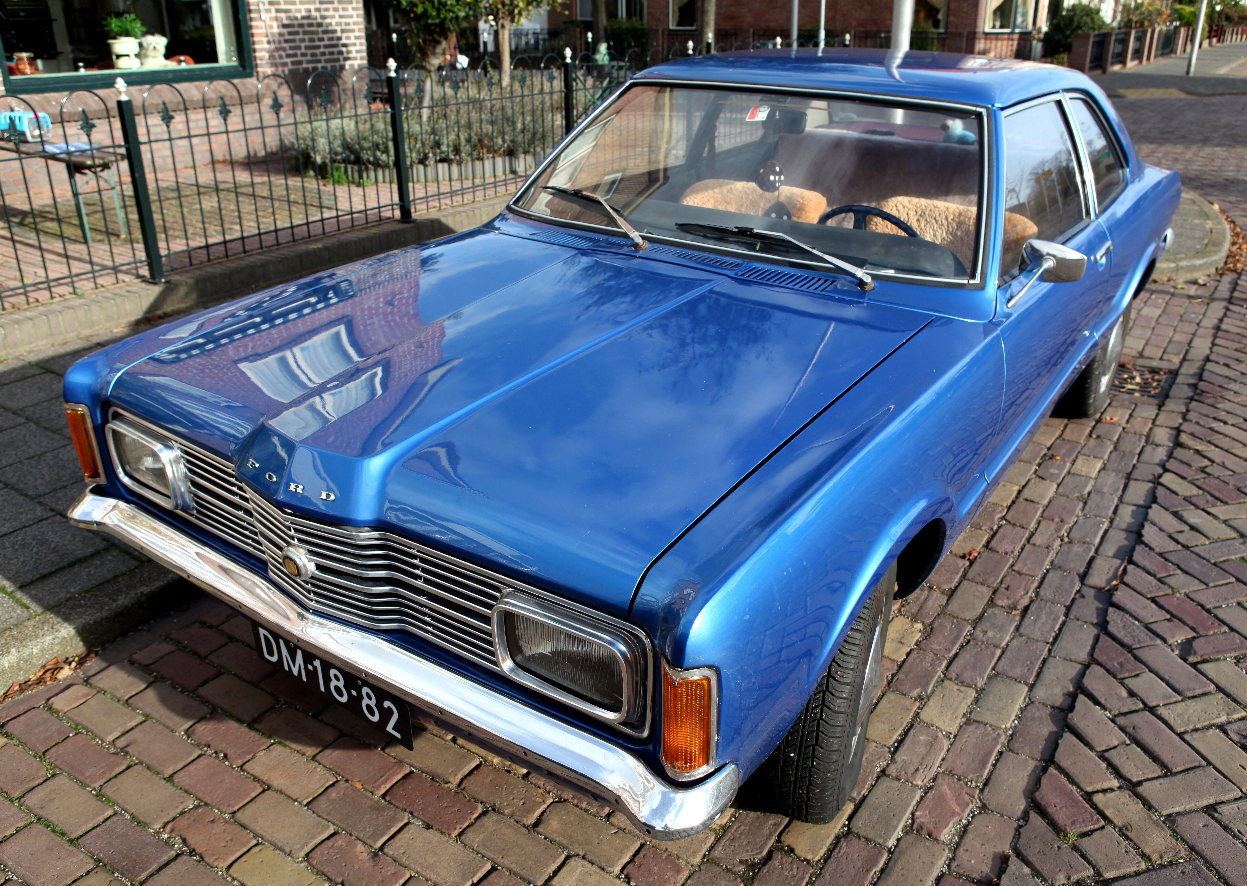 1972 ford taunus 1300 xl