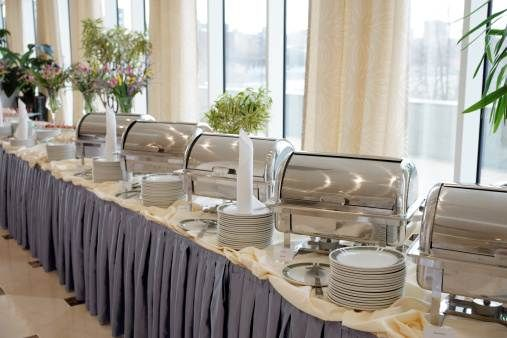 Buffet Table Decorating Ideas That Are Oozing With