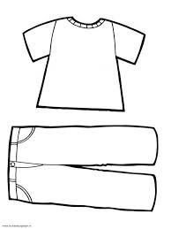 Quatang Gallery- Kleurplaat Broek Google Zoeken Clothing Themes Quilted Clothes Preschool Art Activities