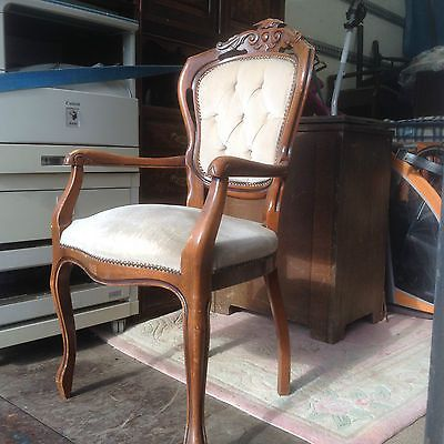 French /italian #louis #style chair  ideal for shabby chic project #restoration,  View more on the LINK: 	http://www.zeppy.io/product/gb/2/361628659088/