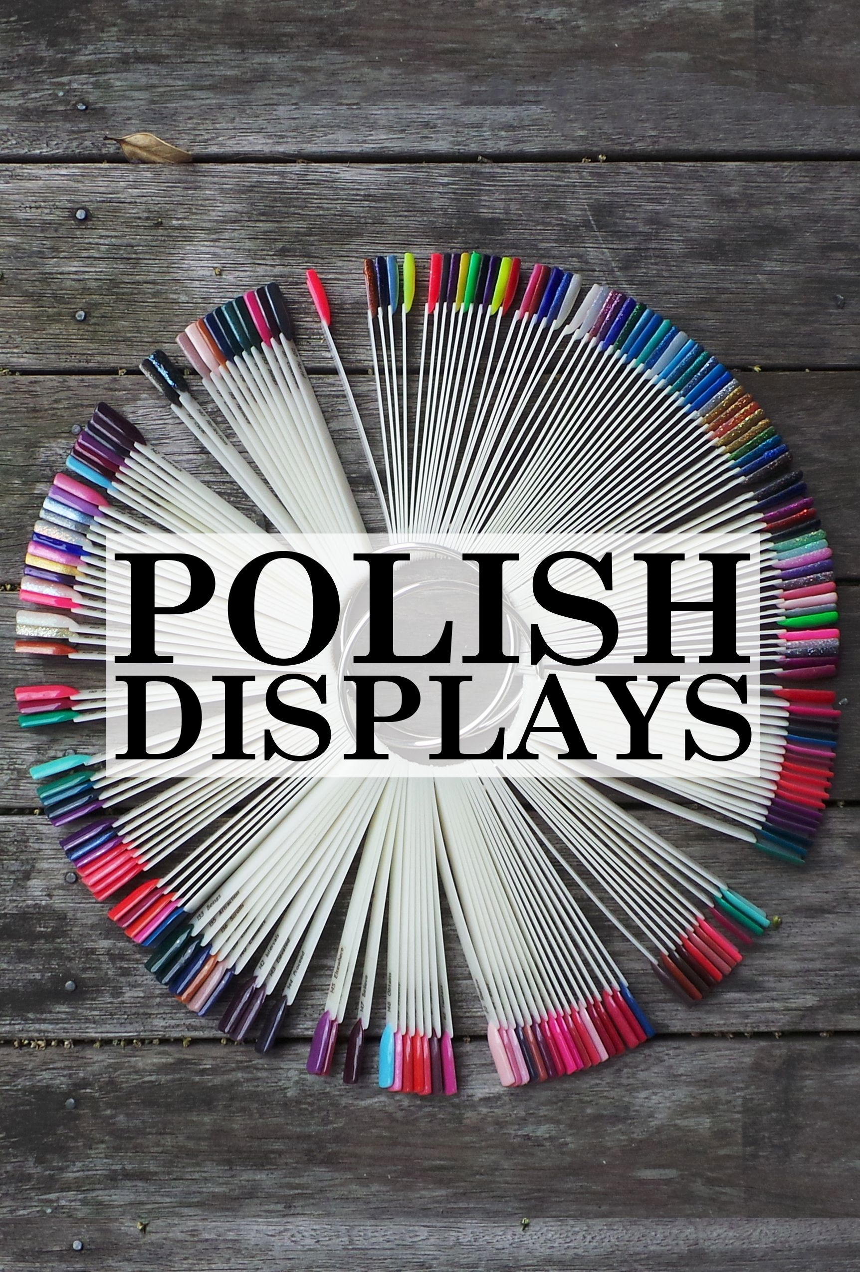 Display your range of acrylic gel and nail polish colours display your range of acrylic gel and nail polish colours adjustable so you can prinsesfo Images