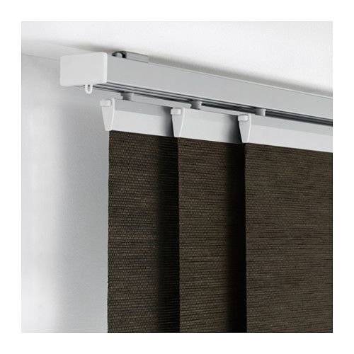 anno sanela panel curtain brown ikea ikea pinterest panel curtains doors and interiors. Black Bedroom Furniture Sets. Home Design Ideas