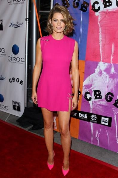 Stana Katic High Resolution Stock Photography and Images