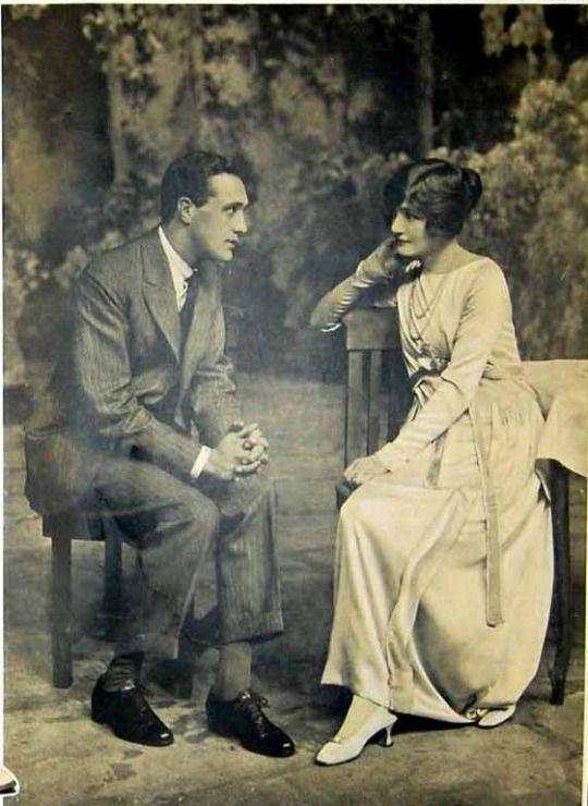 Miss Lily Elsie - 1918 in Pamela