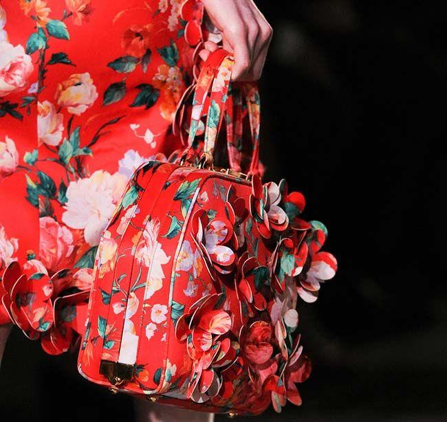 London Fashion Week Spring 2015 Fashion Accessories: Simone Rocha Handbags