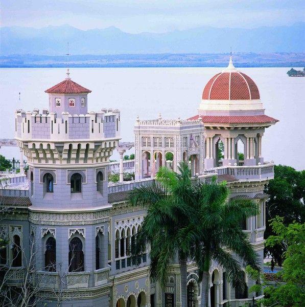 De Valle Palace, Cienfuegos, Cuba