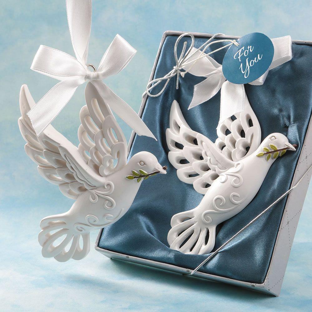 15 Dove Of Peace Ornament Wedding Christmas Tree Event