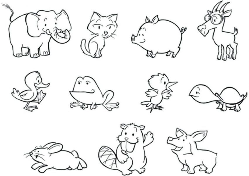 Farm Coloring Pages Pdf Animal Coloring Books Zoo Animal Coloring Pages Farm Animal Coloring Pages