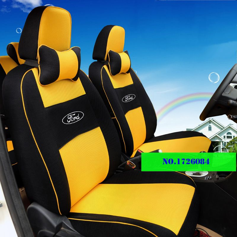 Special Car Seat Covers For Car Seat Covers For Ford Mondeo Focus Fiesta Edge Explorer Taurus S Max Black G Ford Mondeo Carseat Cover Car Parts And Accessories