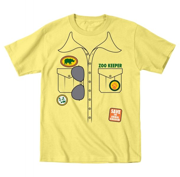 Keeperfinder Com Clothes: Zookeeper T-Shirt For Kids