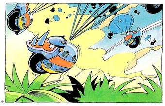 Rhinobot Sonic News Network Fandom Collectible Cards Sonic Adventure Enemy