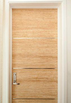 Bamboo Doors Contemporary Interior Doors San Luis Obispo