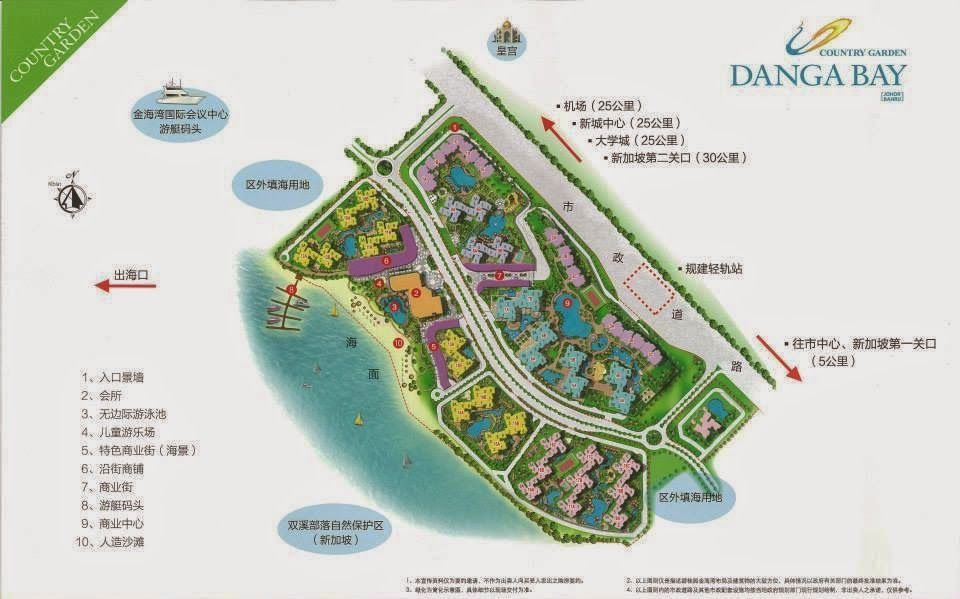 Country Garden Danga Bay Iskandar Malaysia Country Gardening Country Garden