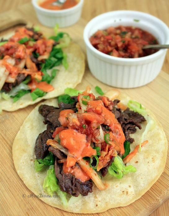 Food truck recipes korean beef and kimchi tacos food truck food truck recipes korean beef and kimchi tacos forumfinder Choice Image