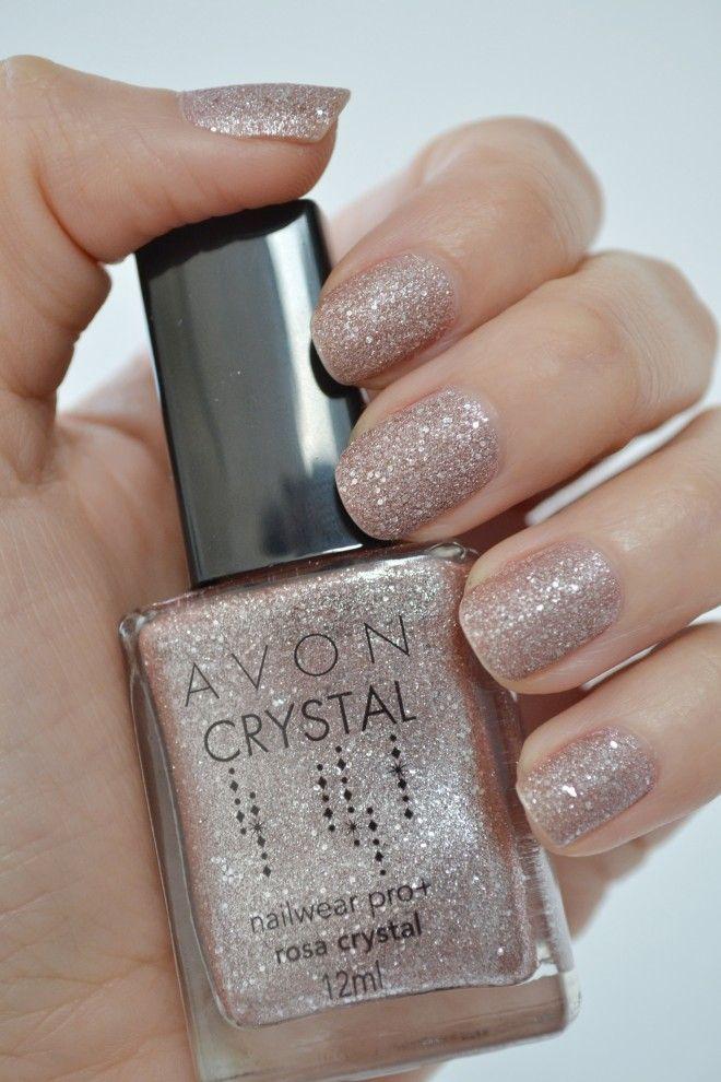 Esmaltes da Avon: Crystal e Gel Finish   Esmalte, Diseños de uñas y Avon