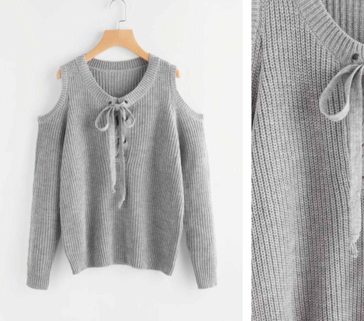 #style #fall #fallfashion #fashion #knitwear #happy #love #greyknitwear #knit #pullover #autumncolors #autumniscoming