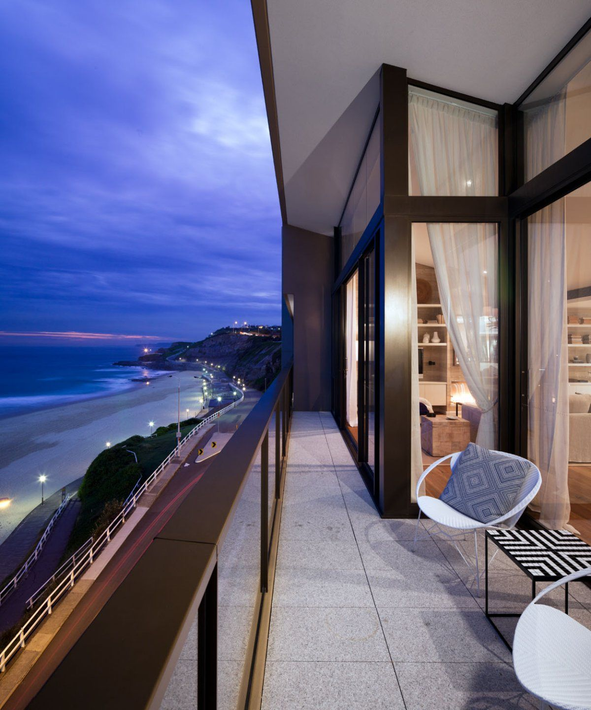 The Royal Penthouse II Newcastle NSW Australia by Coco Republic