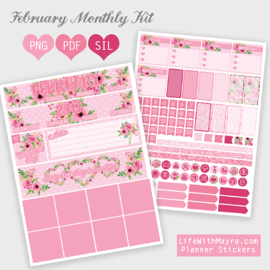efa76f9e439bf lifewithmaya.com | free planner stickers, printable stickers, the ...