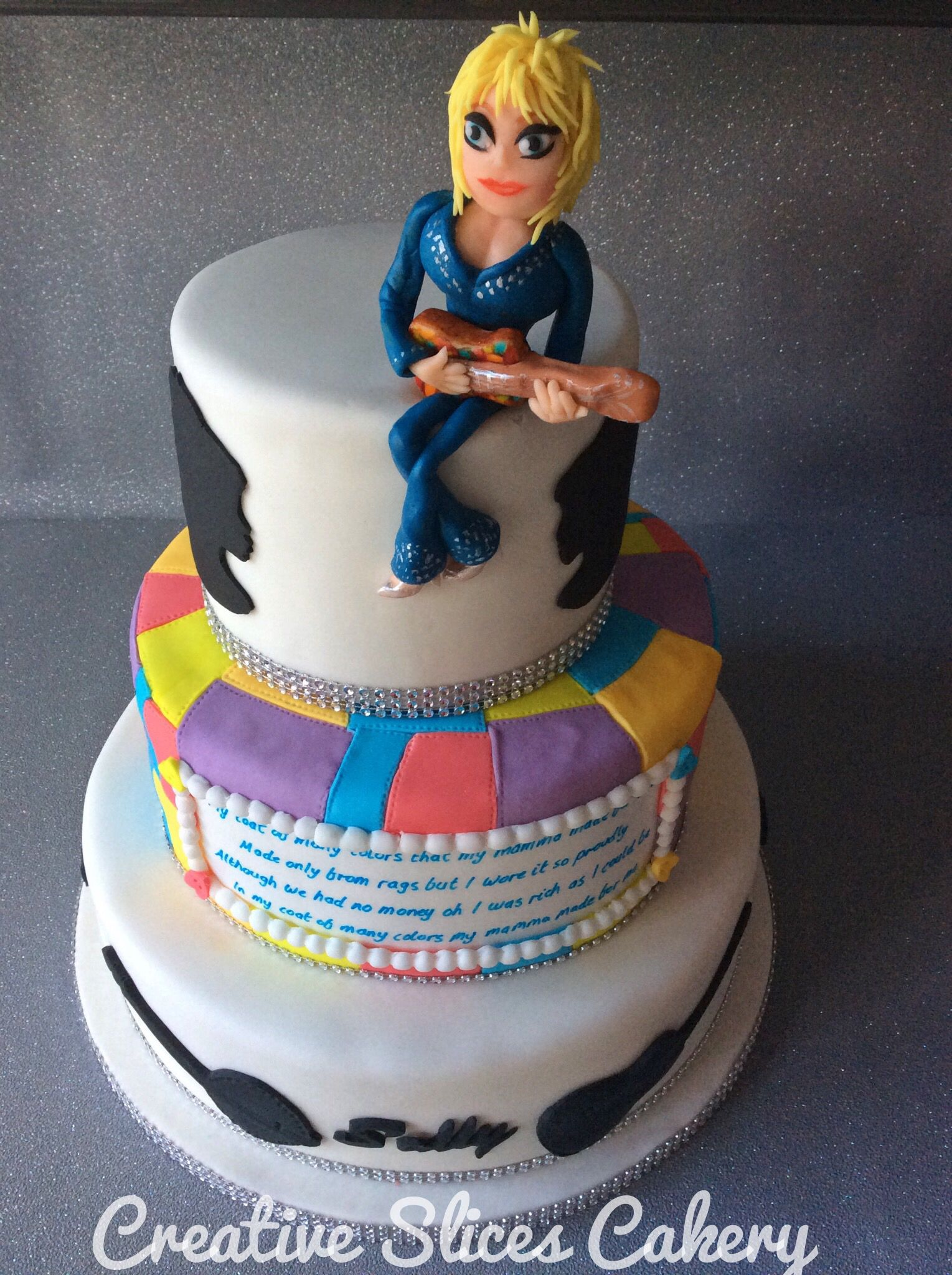 Dolly Parton Cake Topsimages