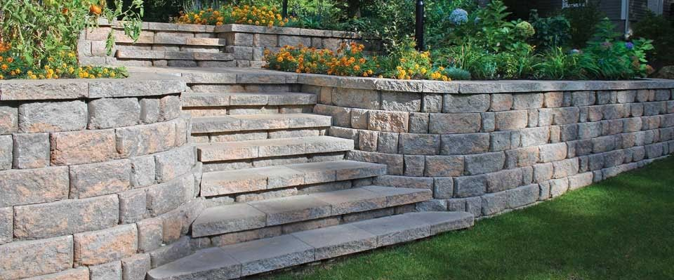 nice lights landscaping blocks ideas for retaining walls with steps landscaping ideas for finlay rd pinterest landscaping blocks retaining walls and