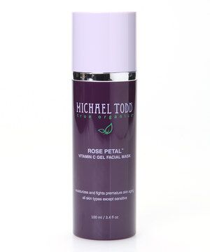 Love this Rose Petal Vitamin C Gel Facial Mask by MICHAEL TODD true organics on #zulily! #zulilyfinds