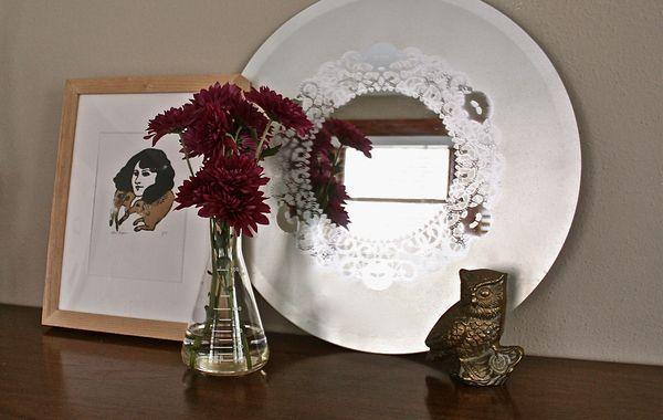 30 Amazing DIY Decorative Mirrors | Pretty Handy Girl | Bloglovin'