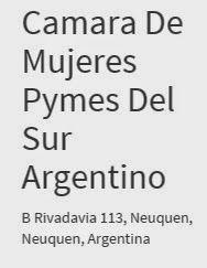 """Piedra del Aguila.-: """" V Encuentro Provincial de Nuevos Negocios"""""""