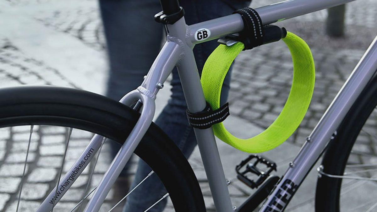 Wer denkt, dass in Sachen Fahrradschloss schon alles erfunden sein ...