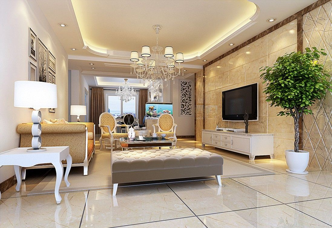 Best Simple European Living Room Design Ideas 3D House Free 3D 400 x 300