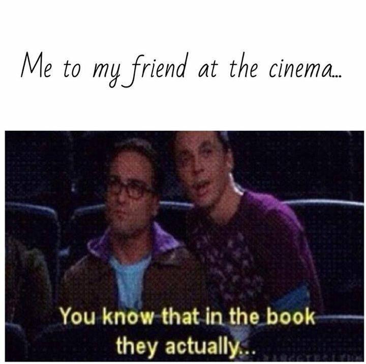 Yep that's me. Nobody wants to take me to the cinema...
