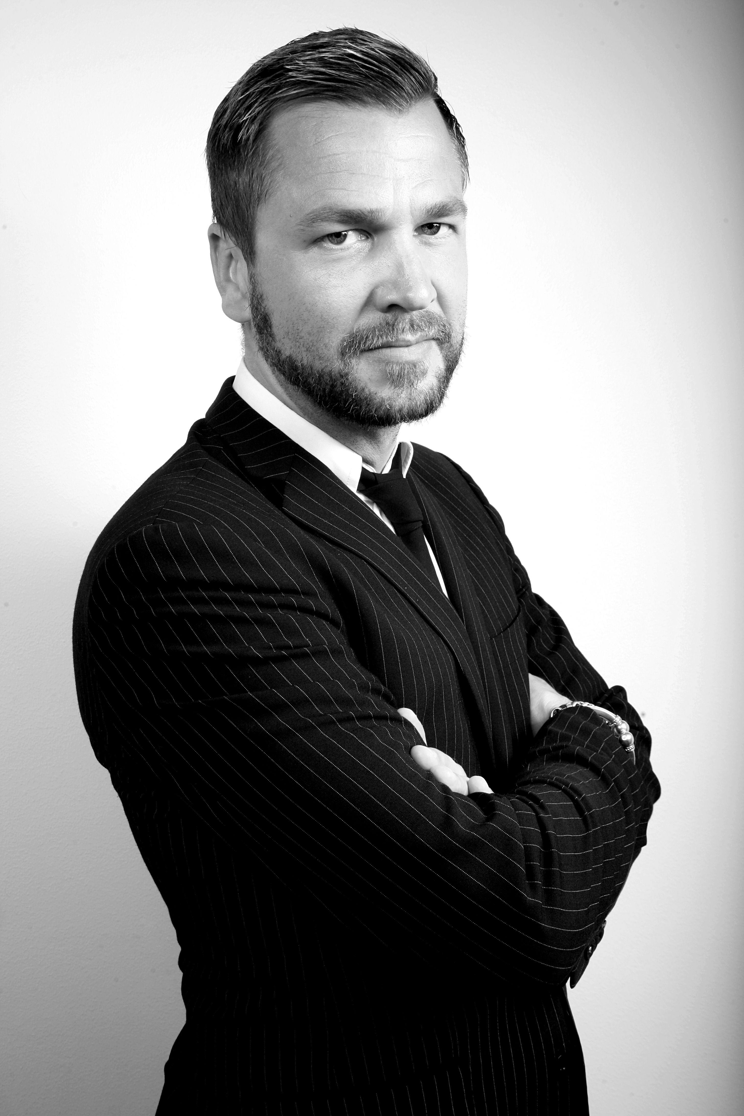 Promo Photo For A Company Ulf Ekberg Works With Called Serendipity