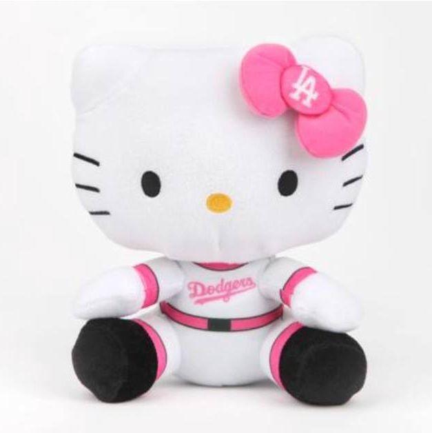Pink Hello Dodger Kitty