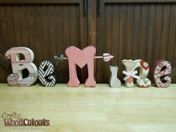 Be Mine Letter Set Letter Set Craft And Valentine Crafts