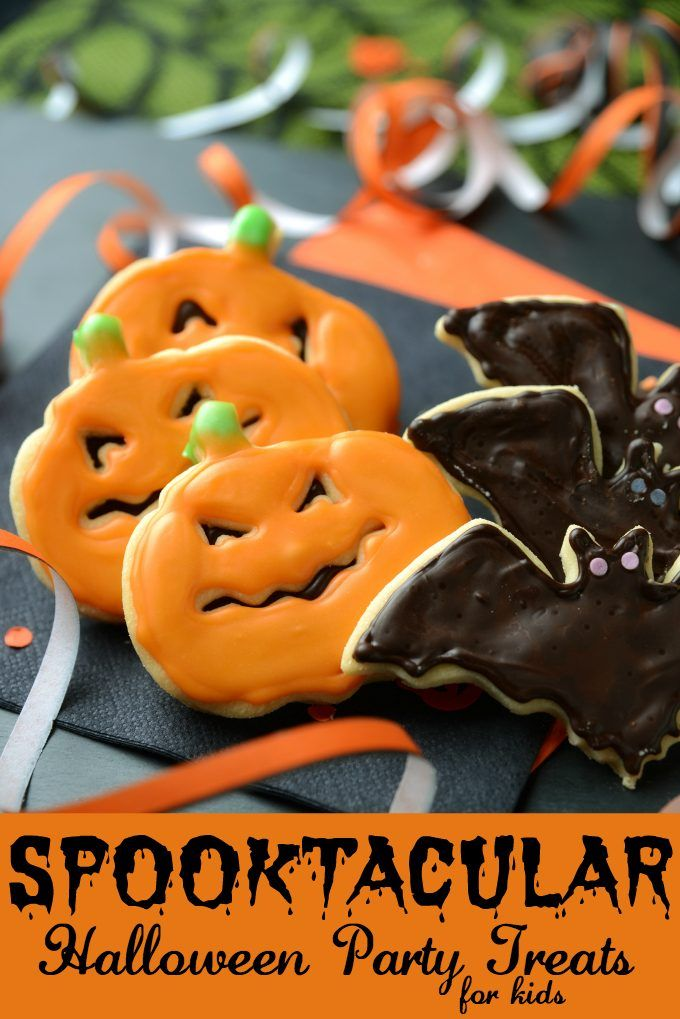 Spooktacular Halloween Party Treats for Kids Halloween party - halloween party ideas for kids