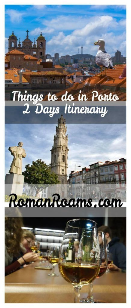 Attractions Of Porto In 2 Days Itinerary Top European