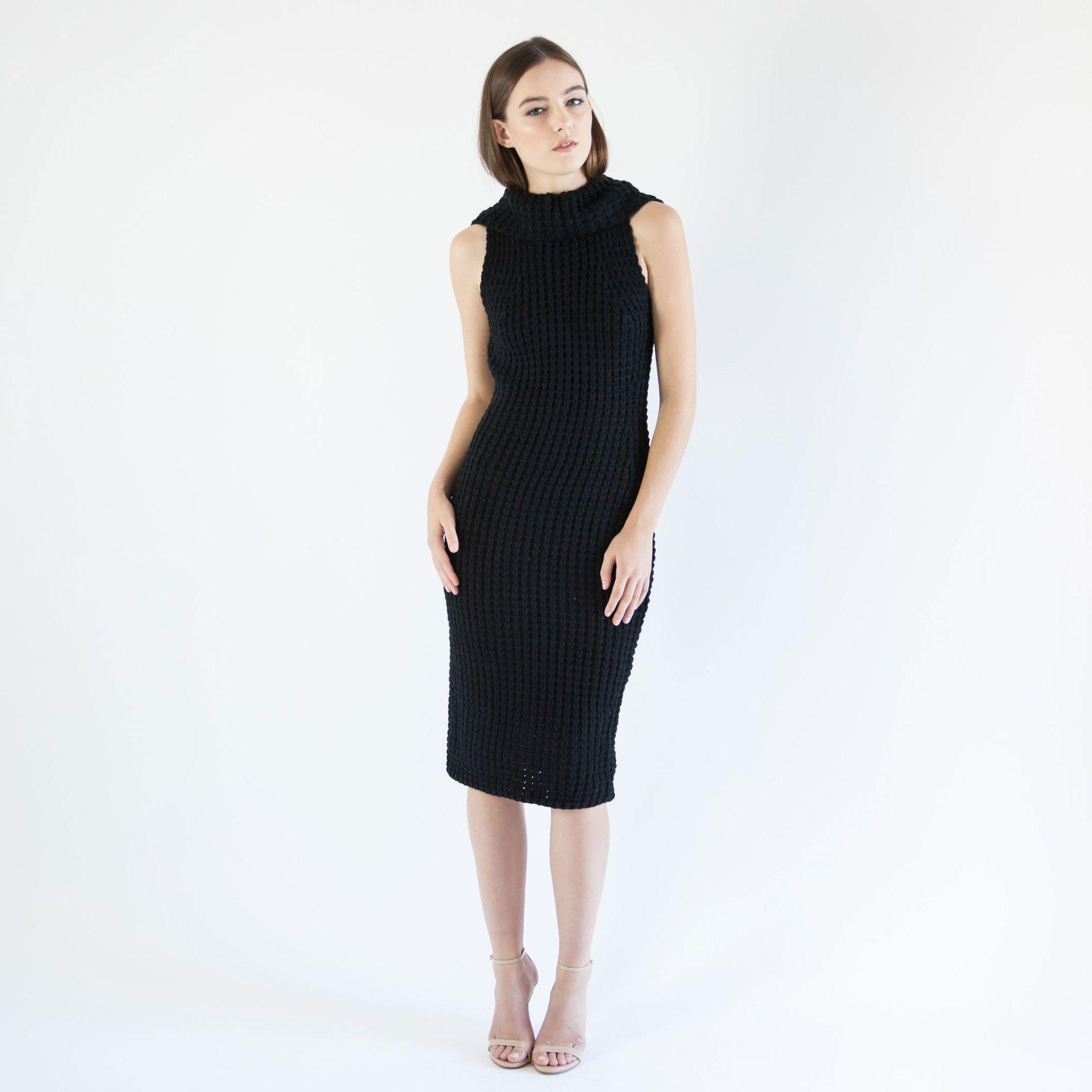 Modern citizen camilla draped turtleneck dress my style