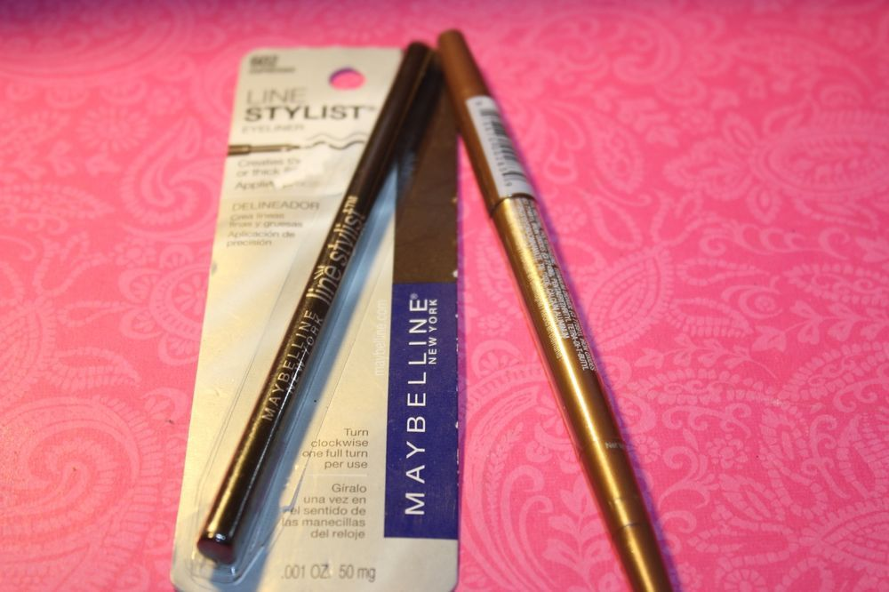 Eyeliner Lip Line Color Maybelline Stylist In Espresso602Free HIED9W2Y