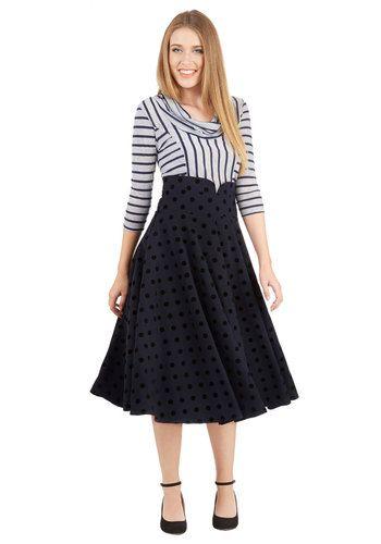 Any Way You Walk Skirt | Mod Retro Vintage Skirts | ModCloth.com