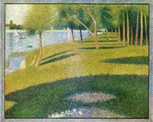 La Grande Jatte - Georges Seurat