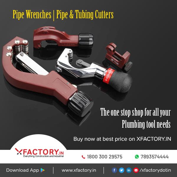 The One Stop Shop For All Your Plumbing Tools Needs Now Buy At Best Prices On Xfactory In Buyplumbingtoolsonline Plumbingtool With Images Plumbing Tools Plumbing Tools