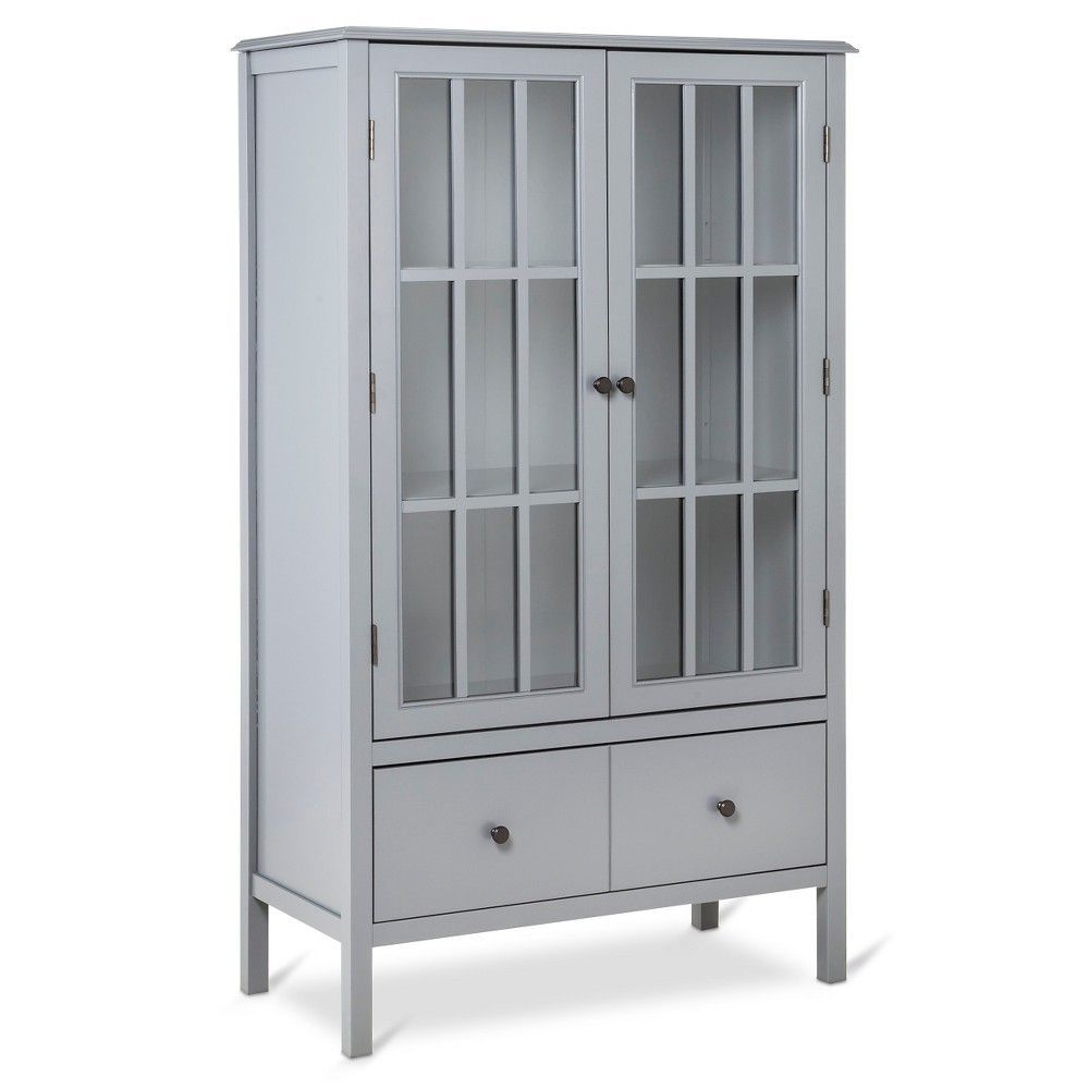 Windham Tall Tall Cabinet Storage Storage Cabinet With Drawers Tall Cabinet Storage cabinet with drawers and doors