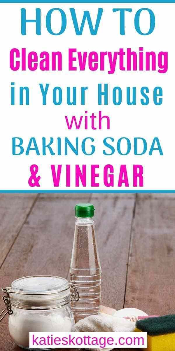 how to clean dishwasher with vinegar and baking soda