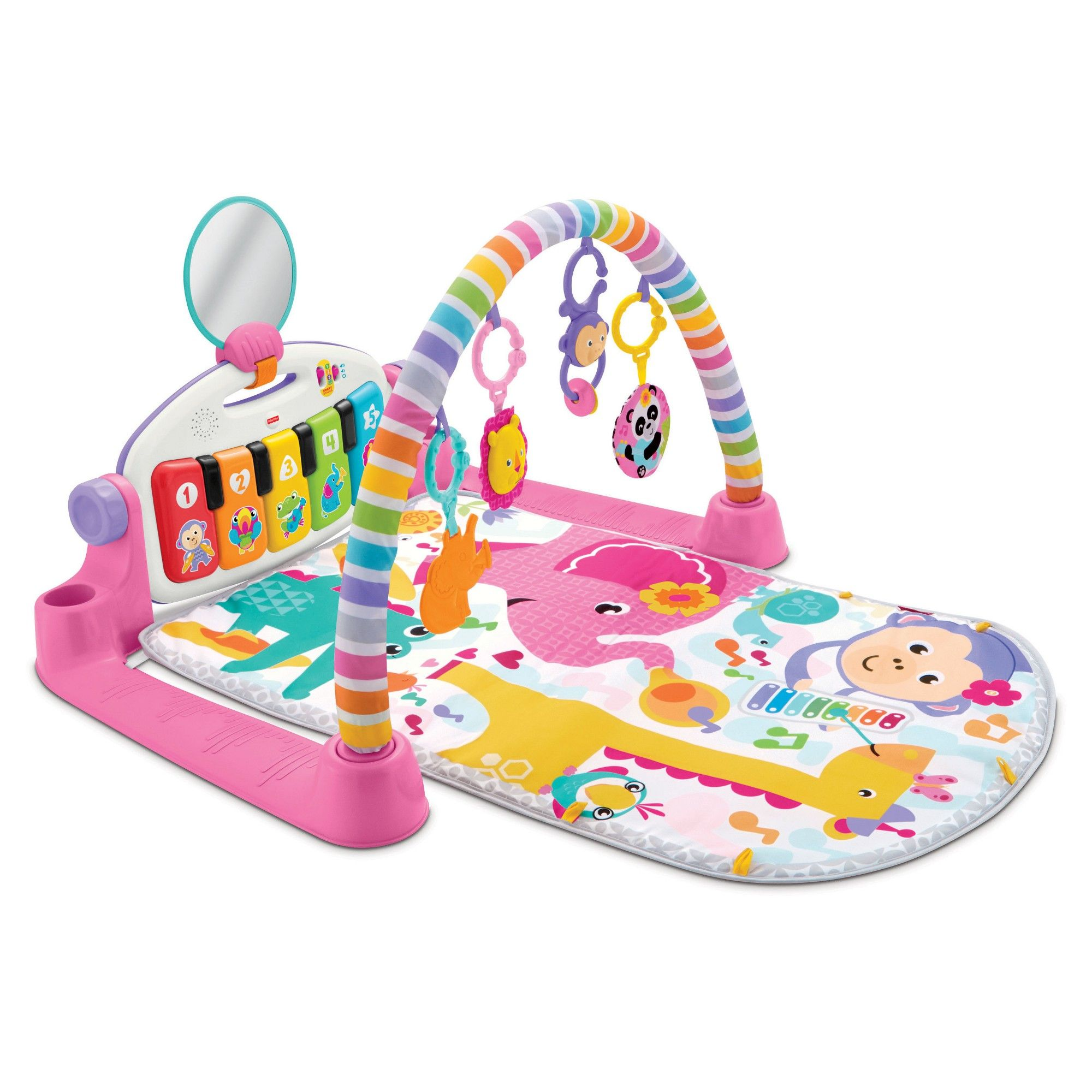 Fisher Price Bounce And Spin Puppy Assembly 2021