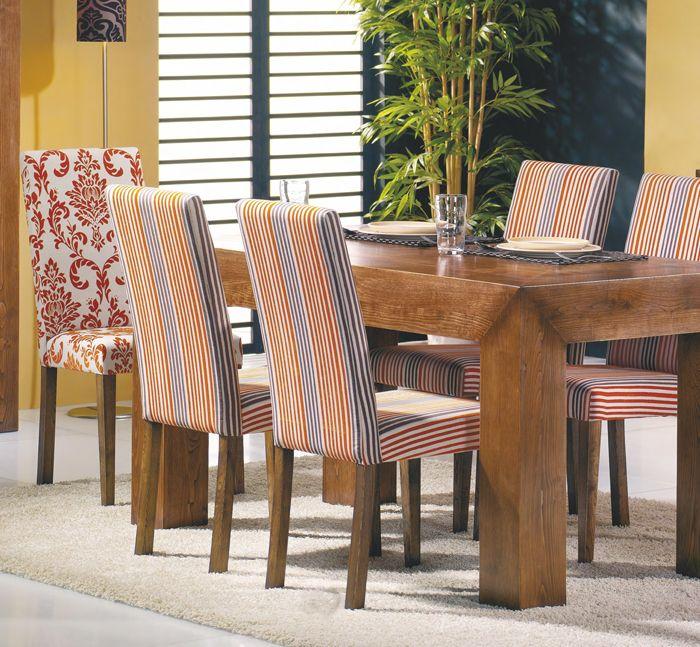 mesa de comedor ariana muebles en roble macizo para salones de estilo colonial el